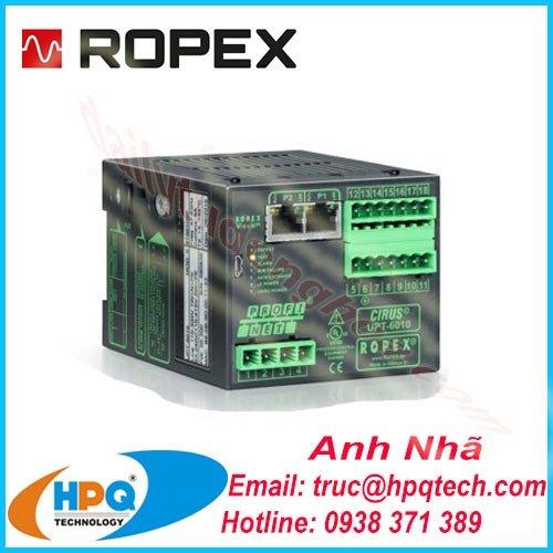 Nhà cung cấp bô điều khiển nhiệt độ Ropex chính hãng tại Việt Nam0