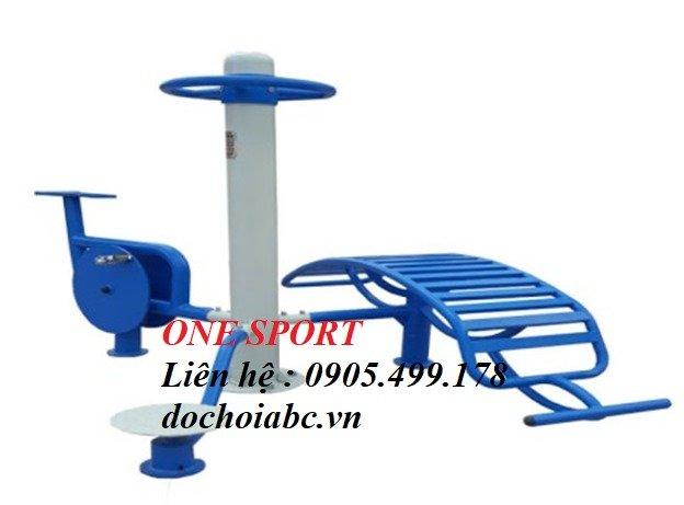 Thiết bị tập thể dục ngoài trời - one sport giá rẻ chất lượng nhất11