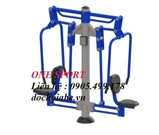 Thiết bị tập thể dục ngoài trời - one sport giá rẻ chất lượng nhất8