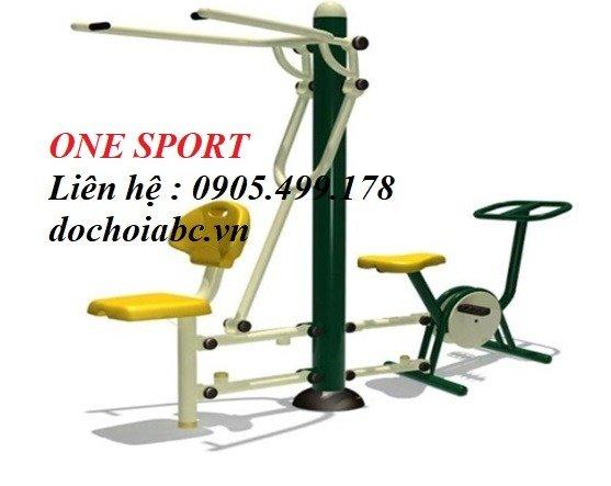 Thiết bị tập thể dục ngoài trời - one sport giá rẻ chất lượng nhất4