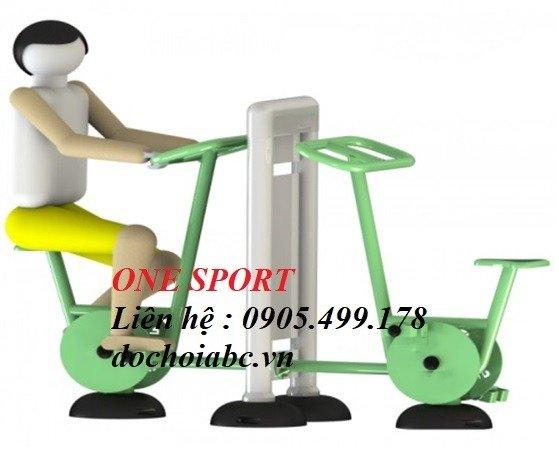 Thiết bị tập thể dục ngoài trời - one sport giá rẻ chất lượng nhất3