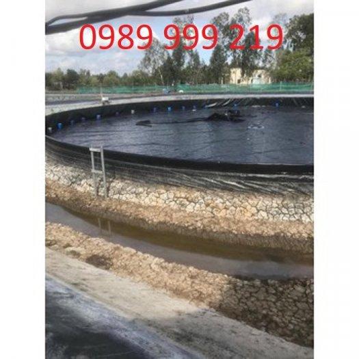 Tấm bạt chống thấm hdpe 2mm khổ 4mx50m 200m2 phủ mái che nông nghiệp2