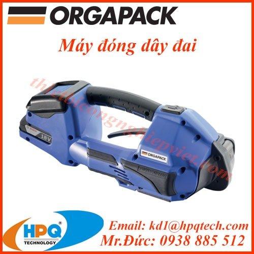 Máy đóng dây đai Orgapack - Hoàng Phú quý2