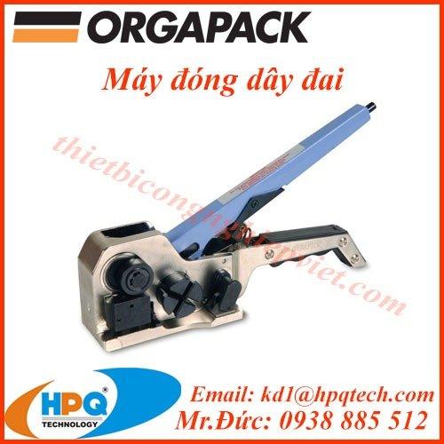 Máy đóng dây đai Orgapack - Hoàng Phú quý1