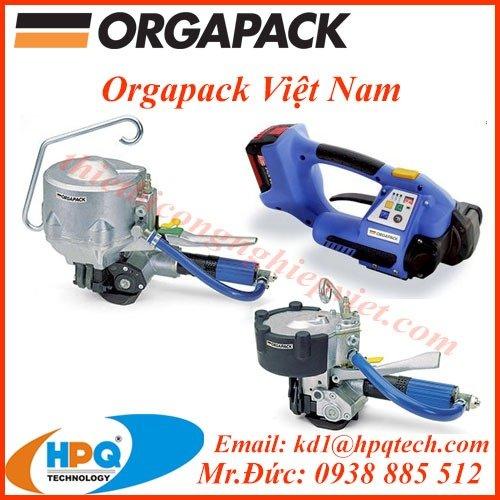 Máy đóng dây đai Orgapack - Hoàng Phú quý0