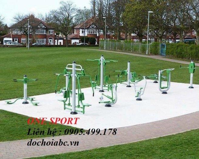 Cung cấp thiết bị dụng cụ tập thể dục công viên giá rẻ tại Việt Nam2
