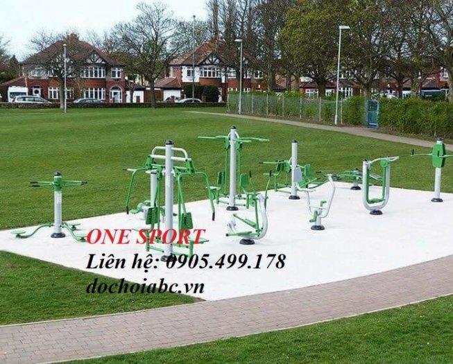 Cung cấp thiết bị dụng cụ tập thể dục công viên giá rẻ tại Việt Nam0