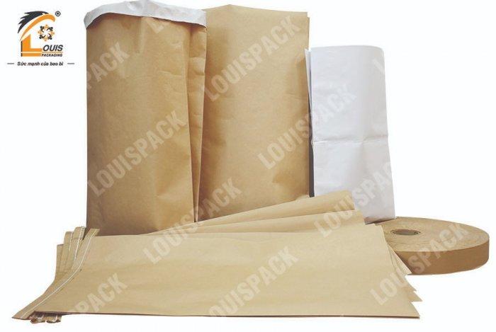 Bao giấy kraft 25kg0