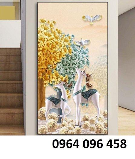 Tranh gạch men 3d trang trí - SXC328