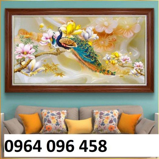 Tranh 3d trang trí tường phong ngủ - SXGD34
