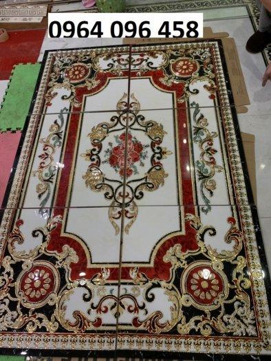 Gạch thảm lát nền phòng khách - CNB435