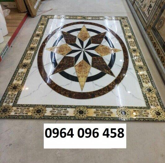 Gạch thảm lát nền phòng khách - CNB432