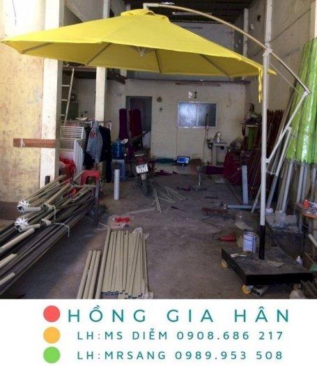 Chuyên cung cấp các loại dù che mưa nắng Hồng Gia Hân D0020