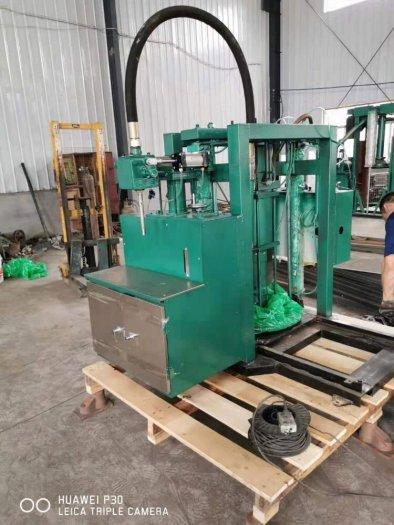 Máy chiết mỡ bò, máy chiết định lượng mỡ bò từ thùng phi3