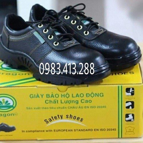 Giày bảo hộ lao động Dragon mũi sắt1