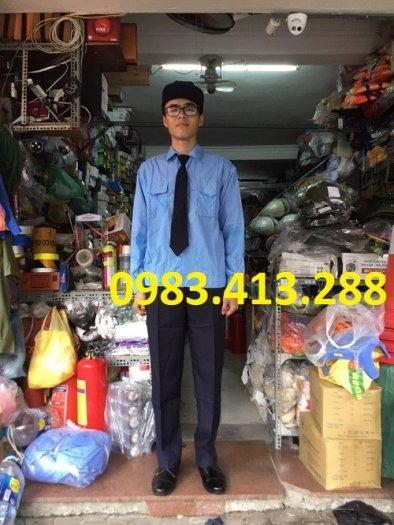 Quần áo bảo vệ ( kèm phụ kiện cầu vai ve áo , mũ sao tùng, cavat)0