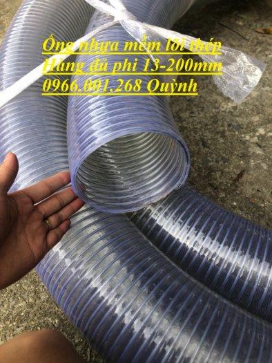 Ống nhự mềm lõi thép Hàn Quốc, Trung Quốc phi 13mm đến 200mm - Ống dẫn dầu, hoá chất8