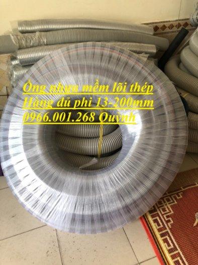 Ống nhự mềm lõi thép Hàn Quốc, Trung Quốc phi 13mm đến 200mm - Ống dẫn dầu, hoá chất3