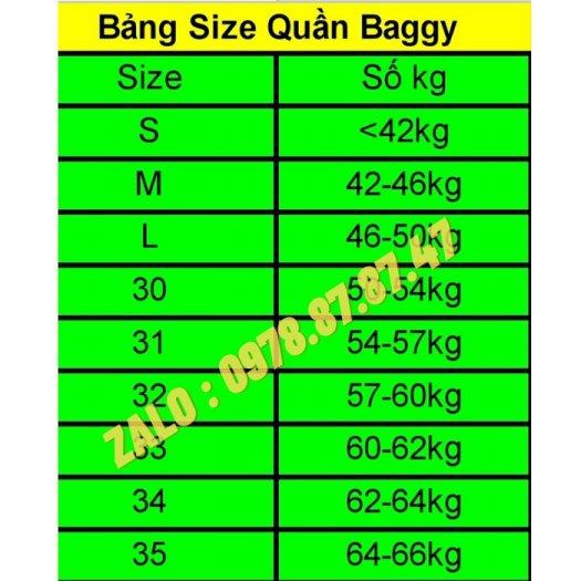Quần Jean Nữ Baggy Jean Lai Bo Tua0