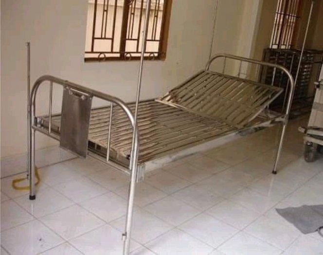 Nội thất anh khoa chuyên cung cấp giường inox ghế bố giá sỉ  để hỗ trợ mùa dịch LH 09168845 90 Mr0