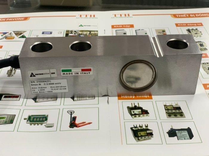 Loadcell thanh SBR - sản xuất Italy. Nhập Khẩu Chính Hãng bởi TTH-Automation4