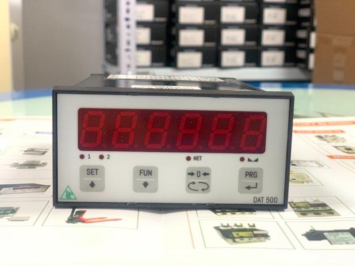 Đầu cân điện tử DAT500 Analog(0-10V & 4-20mA). Nhập Khẩu Chính Hãng Italy2