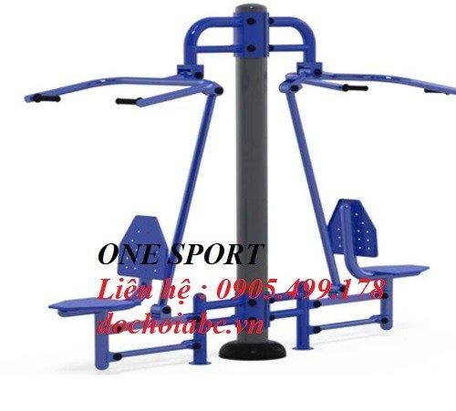 Máy tập thể dục ngoài trời tại công viên giá rẻ tại quảng nam3