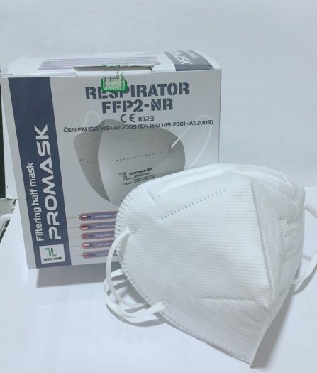 Khẩu Trang Y Tế Ffp2-nr Promask Respirator 5 Lớp Không Van - Thịnh Long0