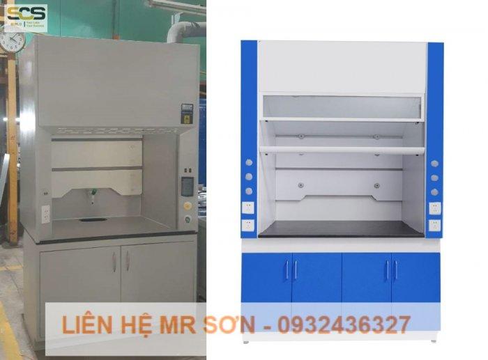 Tủ hút khí độc kích thước 1500MM3