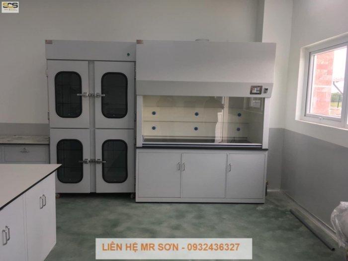 Tủ hút khí độc kích thước 1200MM5
