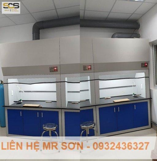 Tủ hút khí độc kích thước 1200MM4