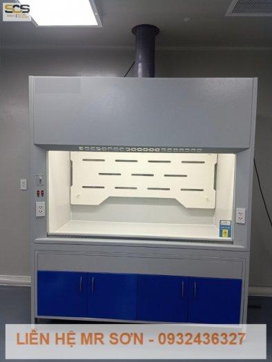 Tủ hút khí độc kích thước 1200MM0