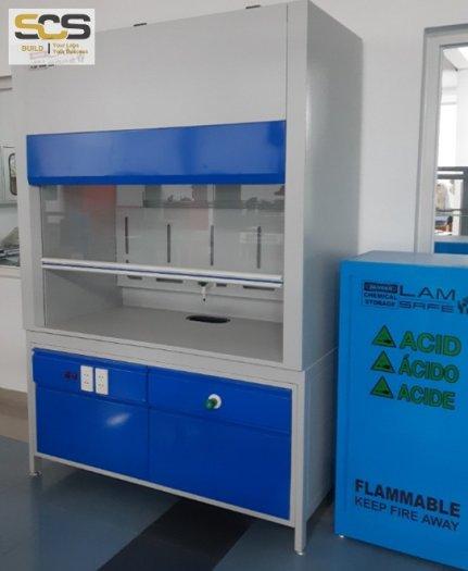 Tủ hút khí độc kích thước 900MM8