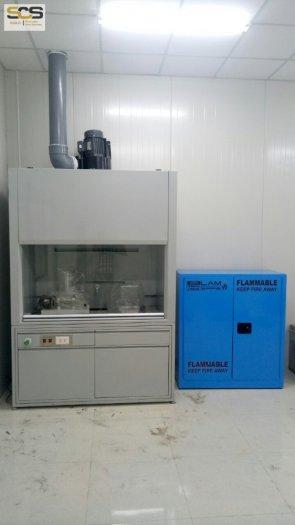 Tủ hút khí độc kích thước 900MM7