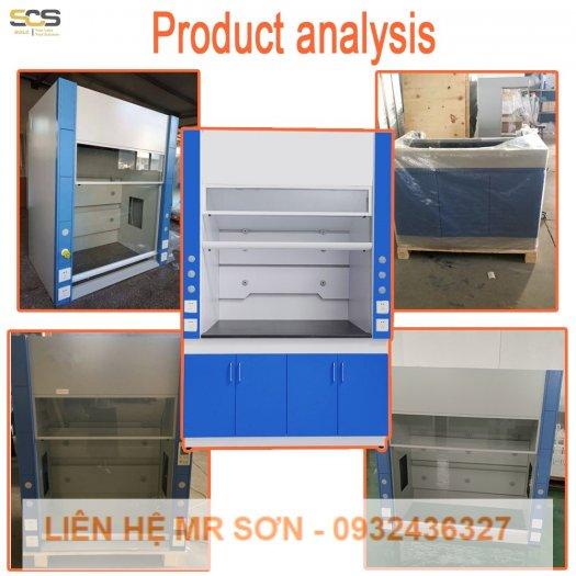 Tủ hút khí độc kích thước 900MM5