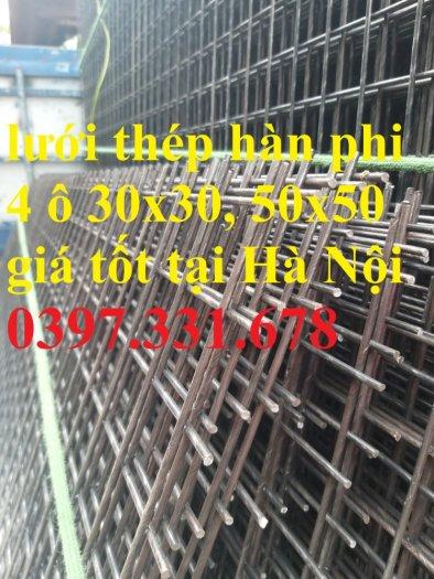Lưới thép hàn phi 4 ô 30x30mm giá tốt tại Hà Nội2