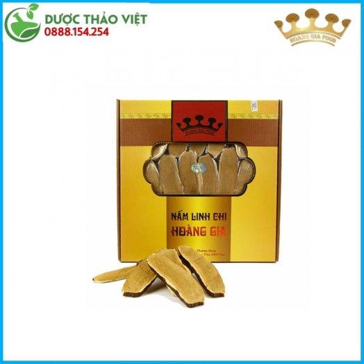 Nấm Linh Chi Hoàng Gia Thượng Hạng Thái Lát 120g0