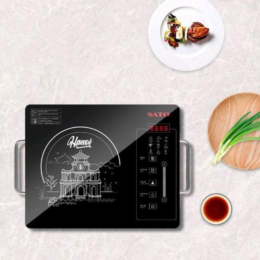 Bếp hồng ngoại đơn SatoHN012I4
