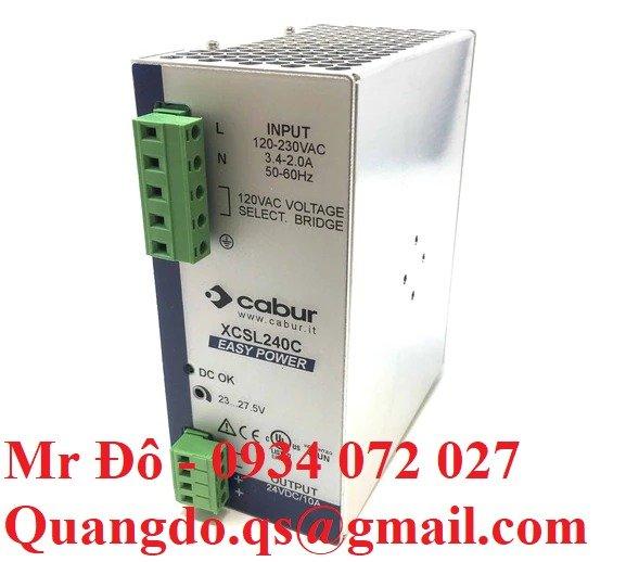 Nhà phân phối bộ nguồn Cabur tại Việt Nam3