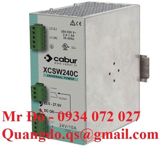 Nhà phân phối bộ nguồn Cabur tại Việt Nam2