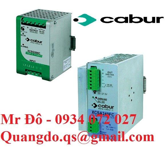 Nhà phân phối bộ nguồn Cabur tại Việt Nam1