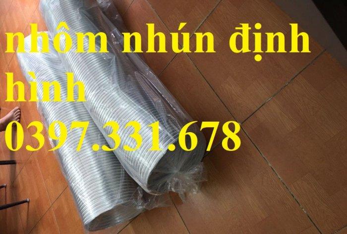 Ống nhôm nhún chịu nhiệt phi 100, 125, 150, 200... giá rẻ tại Bắc Ninh2