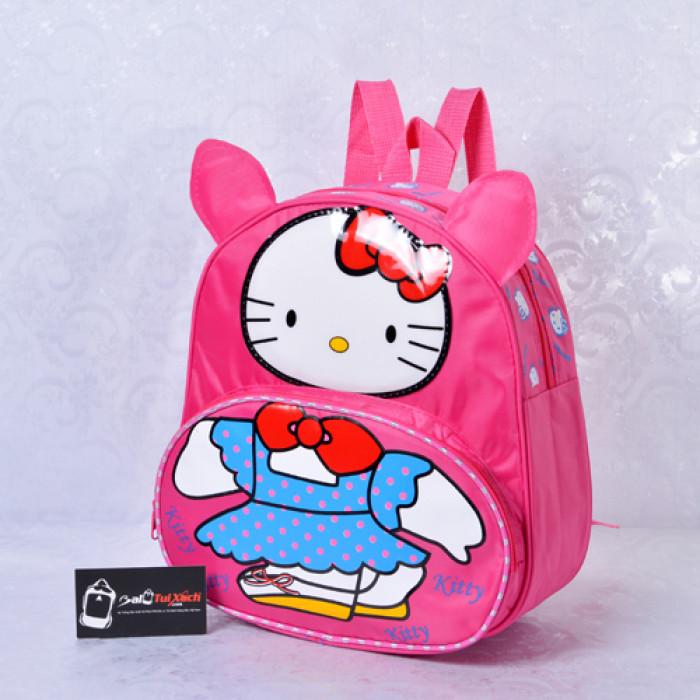 Balo Hello Kitty đi học cho bé gái - BLTX18 - Ảnh: 10
