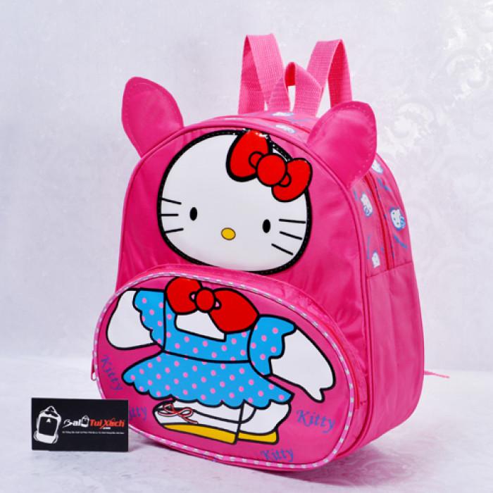 Balo Hello Kitty đi học cho bé gái - BLTX18 - Ảnh: 21