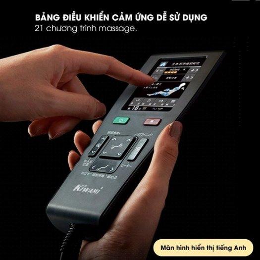 Ghế massage hạng thương gia Kiwami 4D-9704