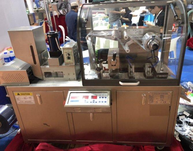 Máy đóng gói vỉ viên nang, máy dập vỉ tự động DPP-801