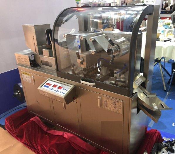 Máy đóng gói vỉ viên nang, máy dập vỉ tự động DPP-800
