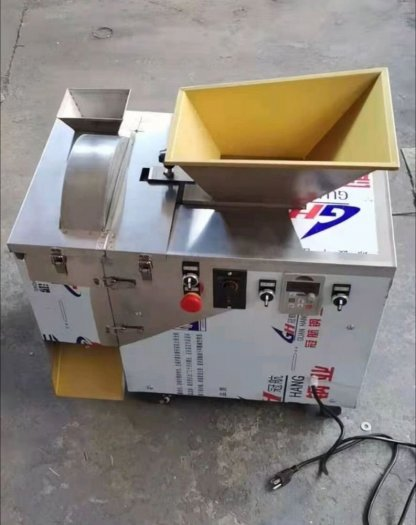 Máy làm trân châu tự động, máy đùn viên bánh tròn, máy đùn bột tạo hình2