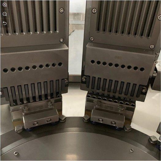 Máy làm viên nang cứng, máy đóng nang, máy vào nang tự động hoàn toàn2