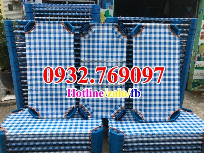 Giường mầm non CDA chất lượng giá rẻ3